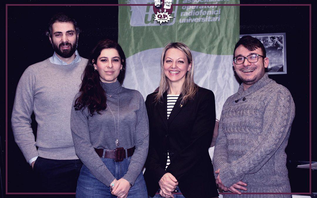 Quasi Parmigiani intervista Laura Cavandoli, membro Commissione Infanzia